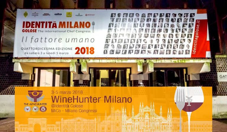 Identità Golose Milano 2018, fattore umanamente diVino!