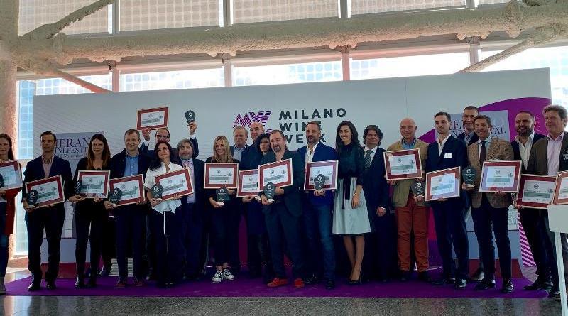 Proclamati i vincitori di The WineHunter Award Platinum per la categoria Wine