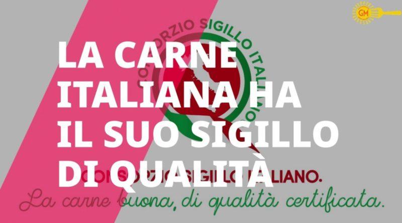 GIEMME – La carne italiana ha il suo sigillo di qualità